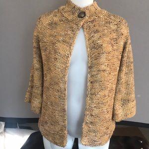 BCBG MAXAZRIA Knitted Cardigan Size M
